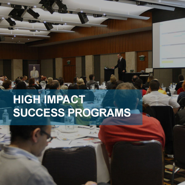 high impact success programs