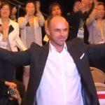 Fabrice Beillard speaking