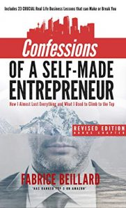 Confessions of a self made entrepreneur